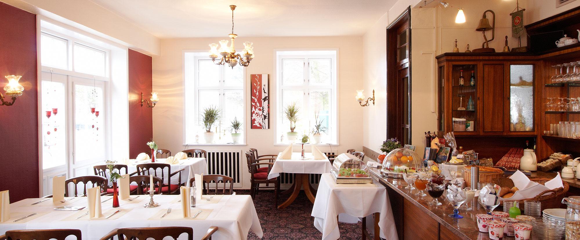 Hotel zur Linde – Meldorf » Restaurant